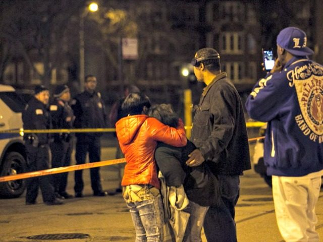 Chicago Shootings AP