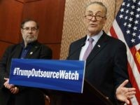 Chuck Schumer Twitter (Evan Vucci / Associated Press)