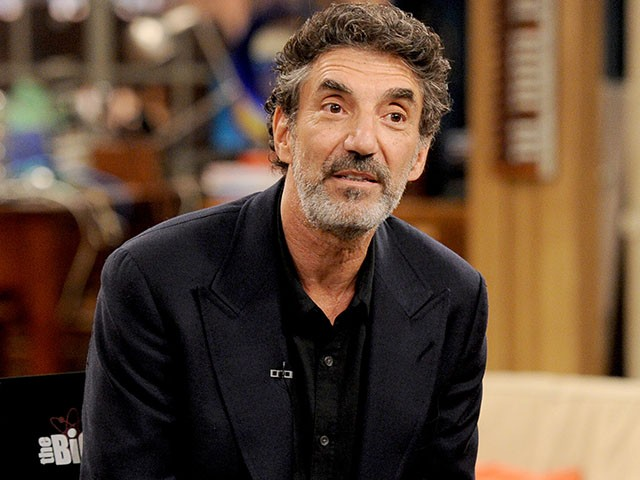 Chuck Lorre Calls On Julian Assange To Hack Trump