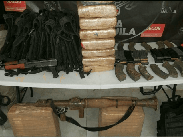 Coahuila Weapons