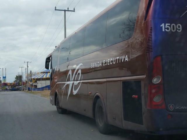 Coahuila bus