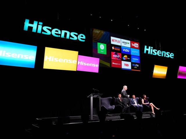 Consumer Electronics Show 2017 (Jeff Bottari / Associated Press)