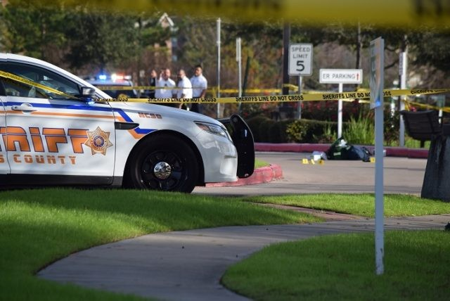 Cypress North Houston Hospital Shooting