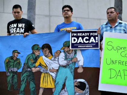 Arrested DACA Migrant has Gang Relations, Say DOJ Court Records