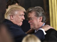 'It Was Great!' — Donald Trump Thanks Steve Bannon for His Service