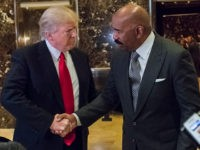 Donald-Trump-Steve-Harvey-Trump-Tower-Jan-13-2017-AP