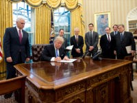 President Trump Kills TPP Once and for All with Executive Order Officially Withdrawing