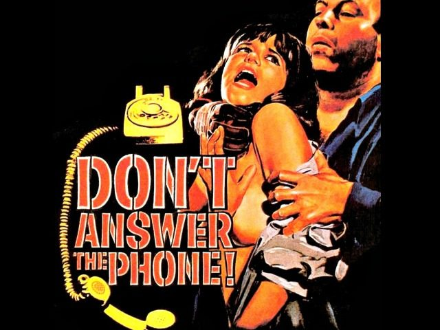 Dont-Answer-the-Phone Movie Poster
