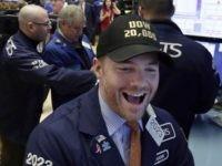 Dow 20,000 (Richard Drew / Associated Press)