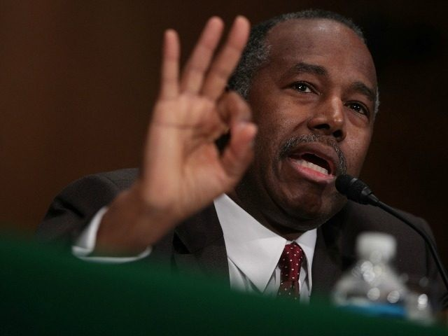 Banking Committee approves Ben Carson's HUD nomination