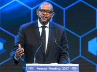 Forest Whitaker in Davos: 'We Have to Find Some Common Ground'
