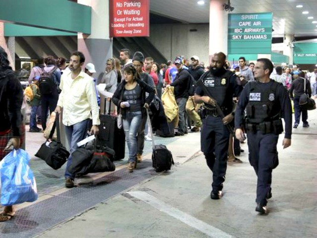Ft Lauderdale airport shooting AP