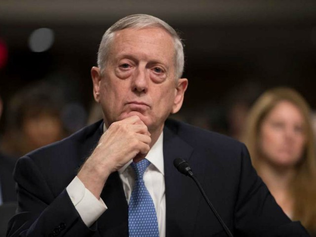 Defense Secretary James Mattis Says US Will Avoid 'Mission Creep' in Syria