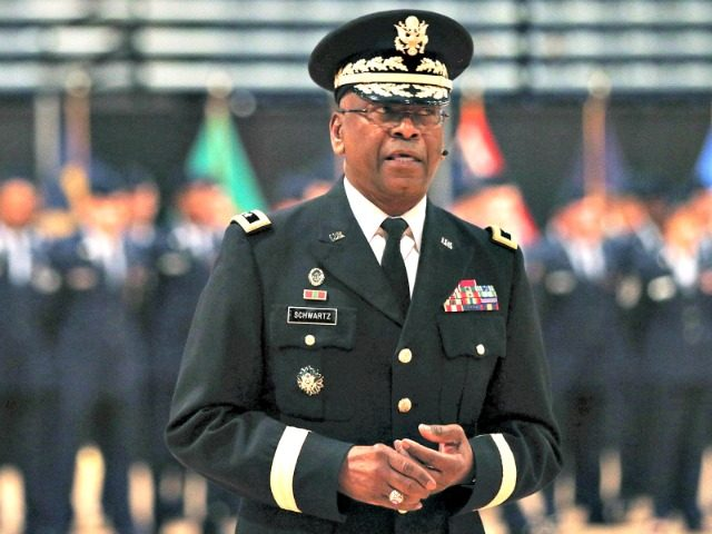 Head of DC National Guard Ordered to Step Down on Inauguration Day