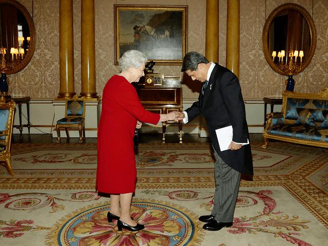 Spanish Ambassador