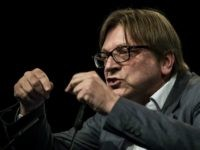 Leading Eurocrat Guy Verhofstadt Admits EU Wants an 'Empire'