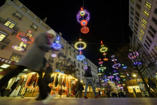 SWITZERLAND-CHRISTMAS-LIGHTS-FESTIVAL