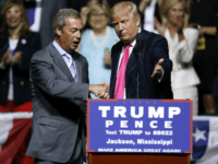 Farage to Be 'Close but Unofficial' Advisor to President Trump, Says Mississippi Governor