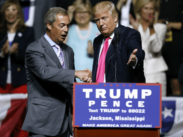 Nigel Farage Is to Become a Political Pundit for Fox News