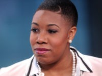 CNN's Symone Sanders Mocks 'Donald Trump's Little Racist Wall'