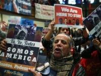 Sanctuary City Migrants Protest Trump Nationwide