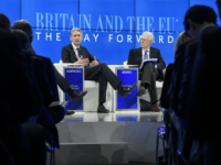 Philip Hammond Davos