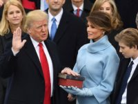 Inauguration 2017: The Swearing In of President Donald Trump