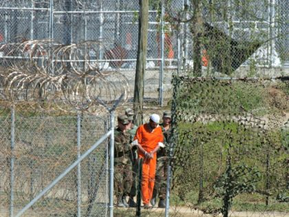 Gitmo Prisoner Released AP