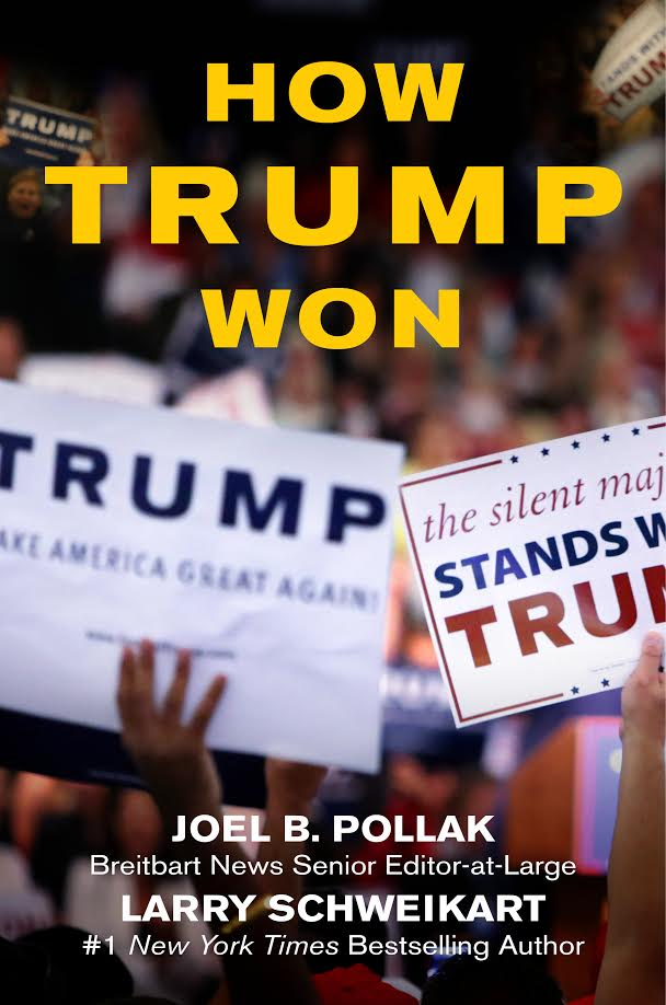 How Trump Won Cover (Regnery)