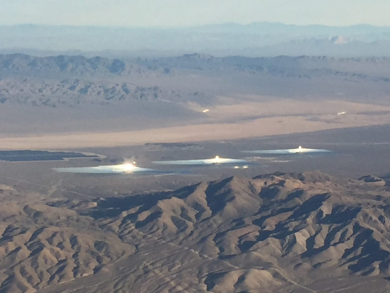 Solar Inconvenient Truth Ivanpah Plant A Big Fossil Fuel User
