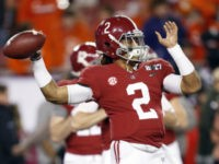 Jalen Hurts AP BCS National Championship