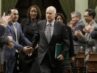 Jerry Brown State of the State 2017 (Rich Pedroncelli / Associated Press)