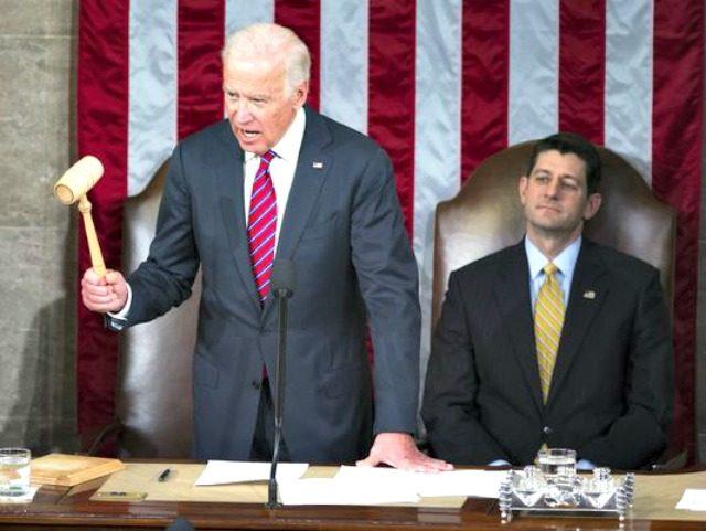 Joe Biden Gavel AP