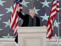 Jon Voight at Inauguration: Lincoln Smiling Knowing 'America Will Be Saved by An Honest and Good Man'