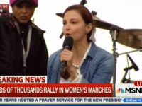Ashley Judd Accuses Donald Trump of Having 'Wet Dreams' About His Daughter at Women's March