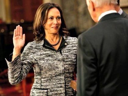 Kamala Harris Sworn In-Getty
