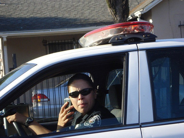 LAPD Cell phone (Lord Jim / Flickr / CC)