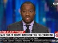 Marc Lamont Hill: Trump's Diversity Coalition 'A Bunch of Mediocre Negroes' 'Dragged In' 'As a Photo-Op'