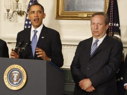Larry Summers Barack Obama (Charles Dharapak / Associated Press)