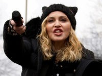 Madonna Drops F-Bombs at Anti-Trump Rally: 'I've Thought a Lot About Blowing Up the White House'