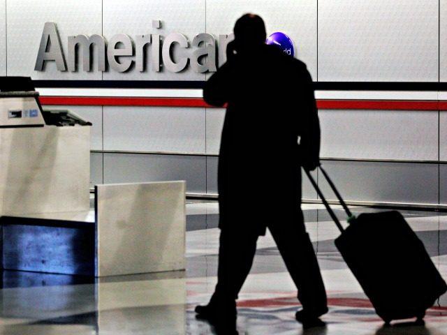 Man in Passenger Terminal AP