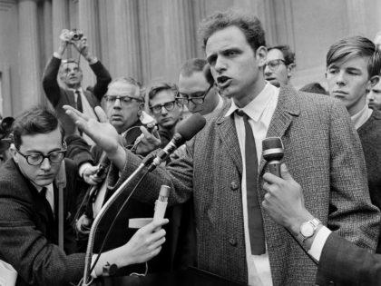 Mario-Savio-Berkeley-Free-Speech-Movement (Associated Press)