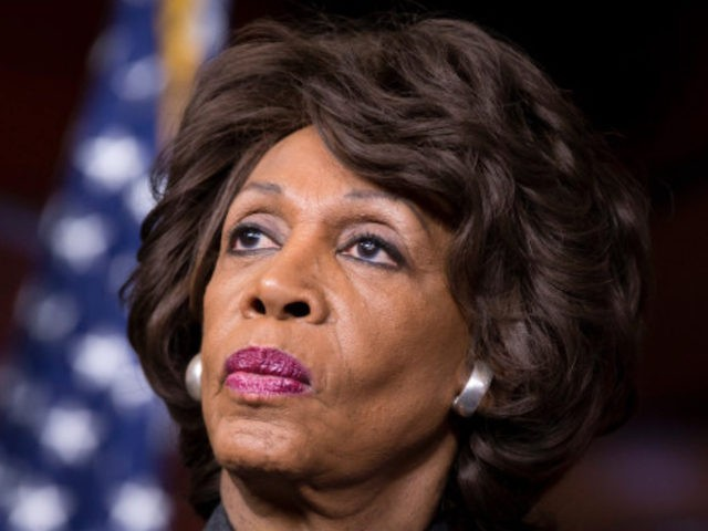 Maxine Waters: I Don't Choose to Honor President Trump at Joint Address