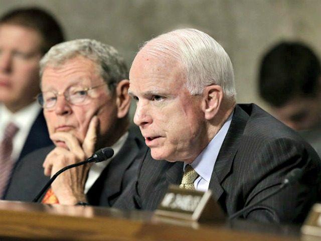McCain Hearing-AP