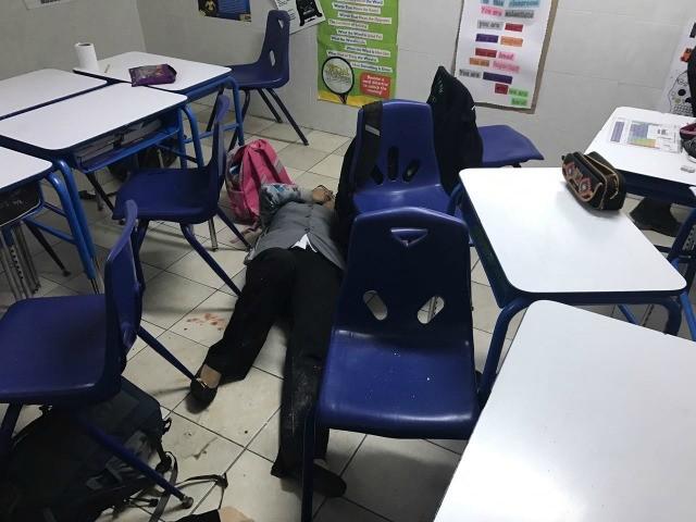 Mexican School Shooting 2