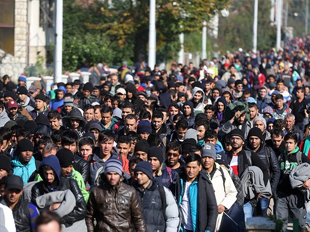 Migrants-Refugees-EU-Europe-Crisis-Croatia-Slovenia-Kljuc-Brdovecki-Getty