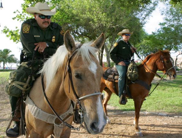 File Photo: U.S. Border Patrol