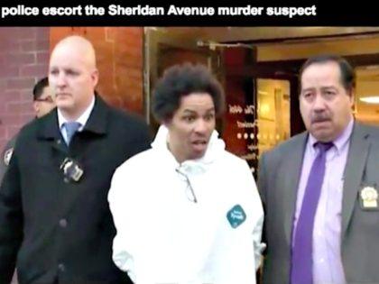Murder suspect screenshot