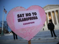 Muslims-Islamophobia-Code-Pink-DC-Jan-30-2017-Getty