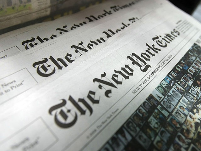 The New York Times papers
